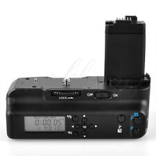 New MK550D LCD Battery Grip For Canon EOS Rebel 550D 600D 650D 700D T2i 3i 4i 5i