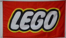 LEGO 3'x5' Flag Banner: Fast Free Shipping