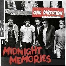 One Direction - Midnight Memories (Deluxe) (NEW CD)
