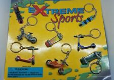 MINT-ON-CARD Extreme Sports Keychains 2000 A&A Global Industries