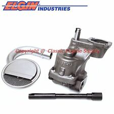 "New High Volume Oil Pump Kit 1993-2002 Chevy sb 350 305 265 With 3/4"" Inlet"