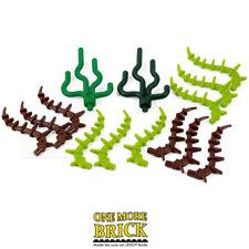 LEGO® Vines / Seaweed / Creepy Swamp Plants - 14 Pieces - NEW