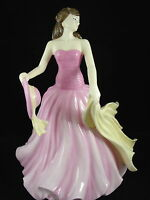 BEAUTIFUL COALPORT SEASON OF LOVE FIGURINE - SKYE BRIGHT