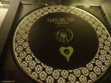 Alkaline Trio Damnesia CD 2011 Epitaph NOFX BLINK 182 BAD RELIGION GREEN DAY AFI