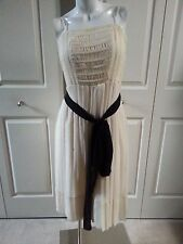 NEW BANANA REPUBLIC ELEGANT SPAGHETTI STRAP DRESS SIZE 2