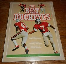 The Best of The Buckeyes by Paul Hornung Signed by Paul Hornung