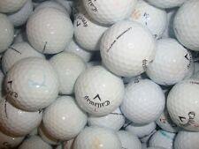 100 Callaway Chrome Soft White Golf Balls