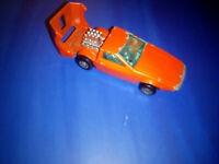 Matchbox car Super Fast Tanzara No.53 1972 Pat. No. 1238927.England