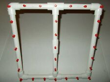 "NEW Aeroponic Hydroponic Clone 29 Sprayer Manifold EZ Cloning System 15"" x 15"""