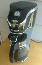 Mr. Coffee Cafe Latte BVMC-EL1 2-Cup Cappuccino Coffee Maker Tested & Working