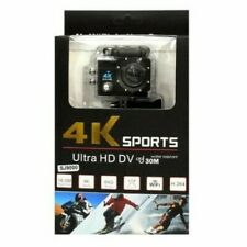 Action Camera 4K Ultra HD WiFi Waterproof Sports Cam DV Camcorder 30M Water