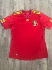 Camisa de Copa Mundial 2010 España