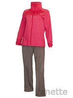 adidas Women's Full Tracksuit Hot Pink Grey Regular Fit Pockets Zip Jacket BNWT