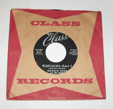 "Googie Rene & His Combo 7"" 45 HEAR R&B SOUL Flapjacks CLASS w/COMPANY SLEEVE"