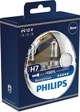 Philips RacingVision + 150% ampoule phare H7 12972RVS2, paquet de 2