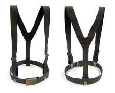 BW german army Y-strap suspenders belt webbing system tactical belt suspenders
