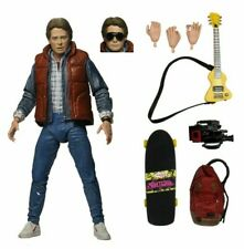 NECA Back to The Future: Marty McFly - Ultimate Version Figurine