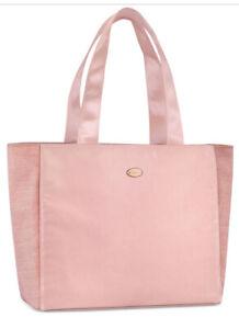 NEW COACH Shoulder Tote pink Shimmer Glitter Medium