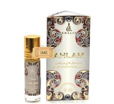 Arab oil perfume Ahlam (6 ml) from Khalis smells of spices, flowers, warm woody