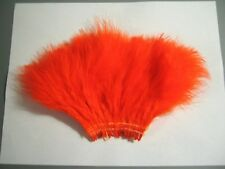 1/4 oz. Strung Turkey Blood Quill Marabou feathers>9 Color Choices>COMBINE SHIP