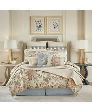 Croscill Carlotta 4 Piece Queen Comforter Set Ivory