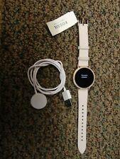 Fossil Women's Gen 4 Venture HR Stainless Steel Touchscreen Smartwatch
