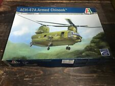ITALAEREI -KIT  ACH 47A ARMED CHINOOK scala 1/48