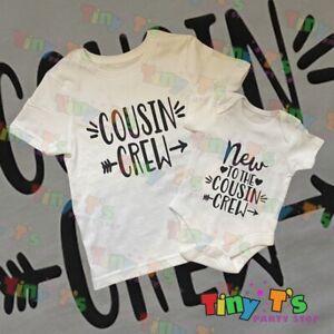 Cousin Crew T Shirt