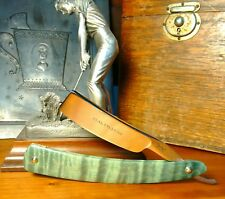 1824-1852 Fred Fenney Tally Ho Sheffield Shave Ready Straight Razor