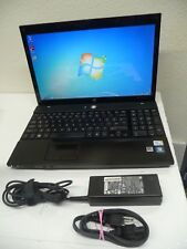 "HP ProBook 4510S Laptop 15.6"" Intel Core 2 Duo 2.20GHz 4GB 500GB HDD DVD Win 7"