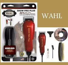 WAHL® SHOW PRO Clipper Multi purpose Animal Horse High Performance Electromagnet