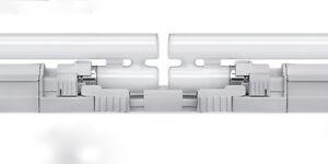 14W Slimline Luminaire with Seamless T5 lamp