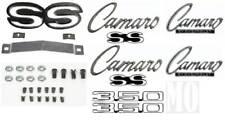 1968 Camaro SS/RS 350 Emblem Kit, Show Quality & GM Licensed