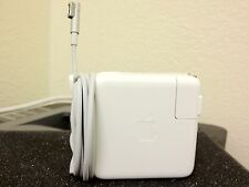 "ORIGINAL APPLE 60W A1330. A1344 AC ADAPTER CHARGER For MACBOOK Pro 13"" L shape"
