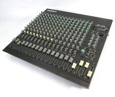 Samson MPL 2242 Mic Program Line Live Music 22-Channel 4 Buss Mixer Mixing Board