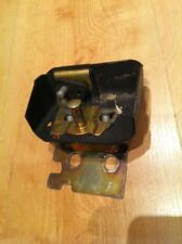Saab 9-3 900 Ys3d 55k Convertible  Boot Lock Mount P/n 4509436 + Switch Button