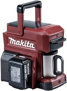 MAKITA Coffee Maker rechargeable CM501DZAR from Japan Expedited shipping