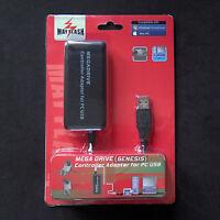 Mayflash Mega Drive Sega Genesis Controller to PC Mac USB Adapter for Dual Port