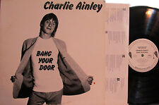 Charlie Ainley - Bang Your Door (Nemperor 35648) (PL) (timing strip on BC) ('78)