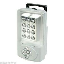 Funciona con batería portátil de emergencia 17 LED Luz Lámpara Nuevo