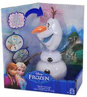 50 cm NEU Olaf Schneemann Weihnachtsmütze Eiskönigin Disney Frozen Plüschfigur