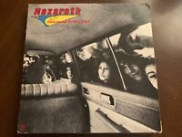 NAZARETH CLOSE ENOUGH FOR ROCK N ROLL VINYL LP A&M