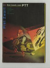 1985 Piet Zwart HET BOEK VAN PTT Dutch Avant-Garde Graphic Design Facsimile Ed.