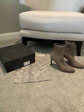 Giuseppe Zanotti Glitter Sock Boots Size 38 UK5