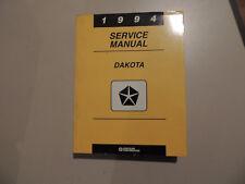 Shop Service manual Werkstatthandbuch Dodge Dakota Modelljahr 1994