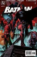 Batman 619 A Hush Chapter Twelve: The End DC Comics NM Stock Image Jeph Loeb  Mo