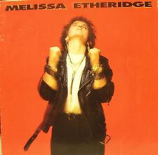 MELISSA ETHERIDGE-MELISSA ETHERIDGE LP 1988 EU B-B-