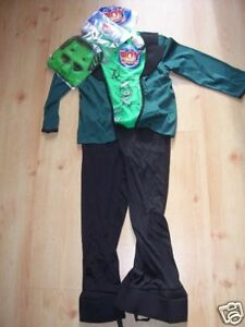HALLOWEEN-Frankenstein complete outfit-fancy dress- new -age 5-6