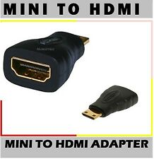 HDMI female to Mini HDMI Type C male adapter. 2 units