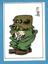 [GCG] STURMTRUPPEN - Corno 1977 - Figurina-Sticker - n. 97 -New